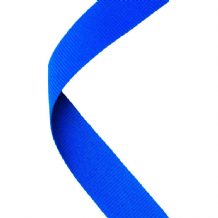 Single Colour Medal Ribbon